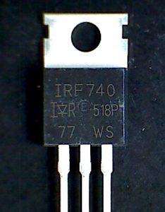 IRF740